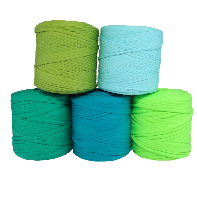 Green Group T-Shirt Yarn